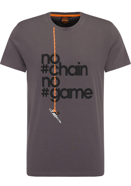 T-Shirt NO CHAIN