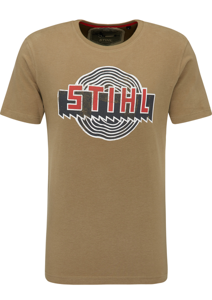 T-Shirt HERITAGE, Grün
