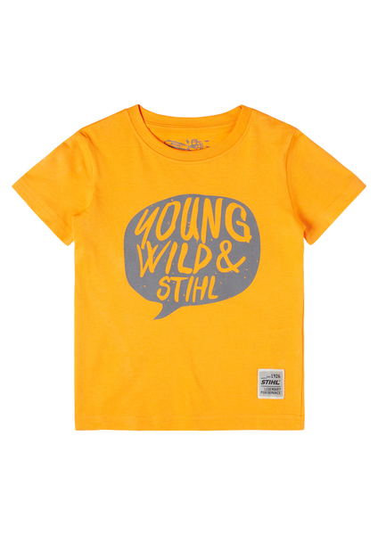 Kids T-Shirt YOUNG WILD