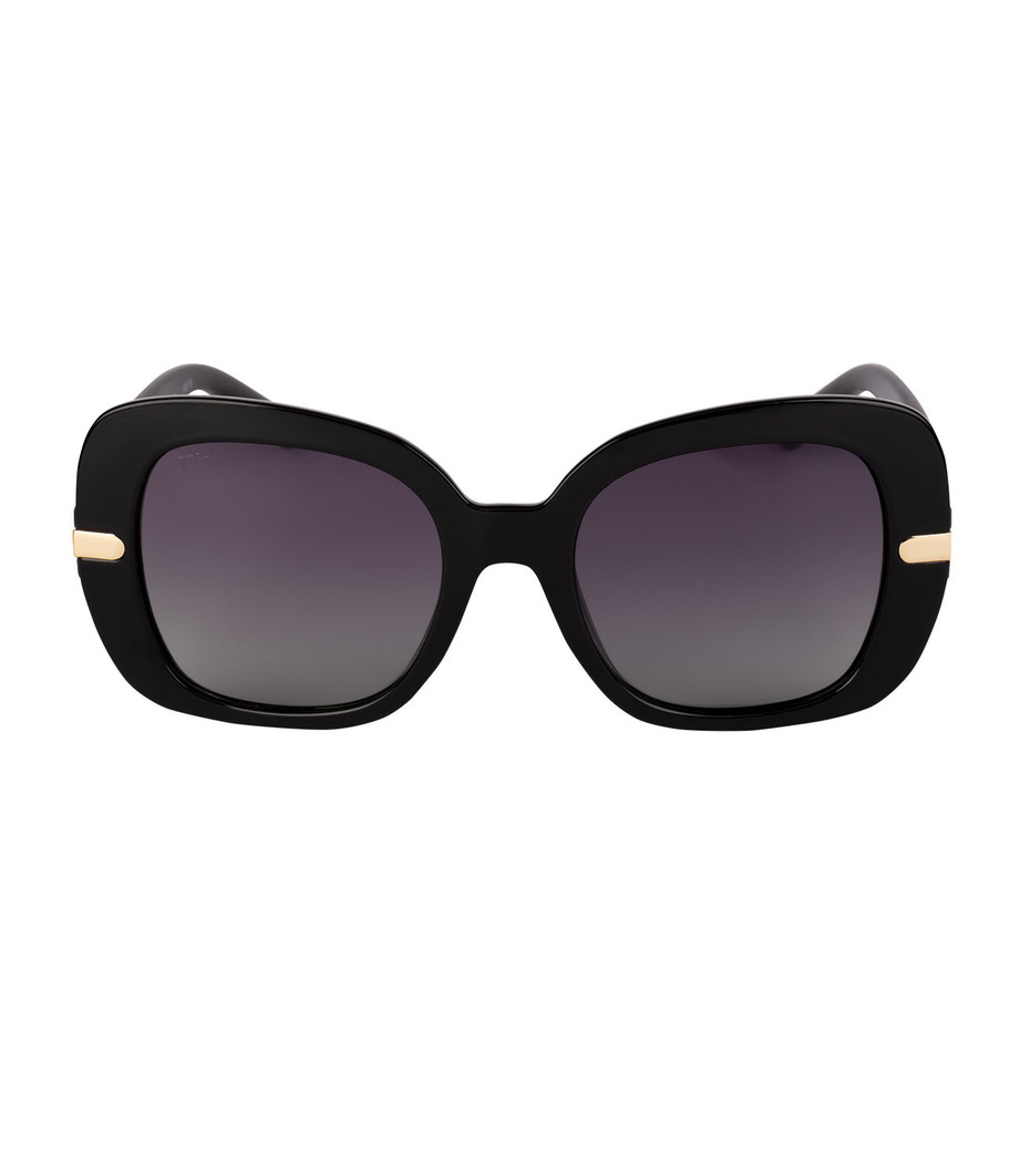 Sonnenbrille im Square Look