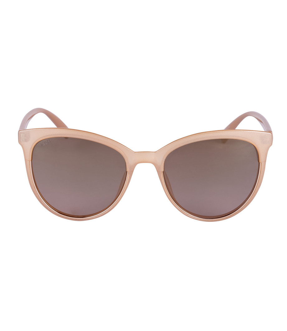 Nude Cat-Eye Sonnebrille