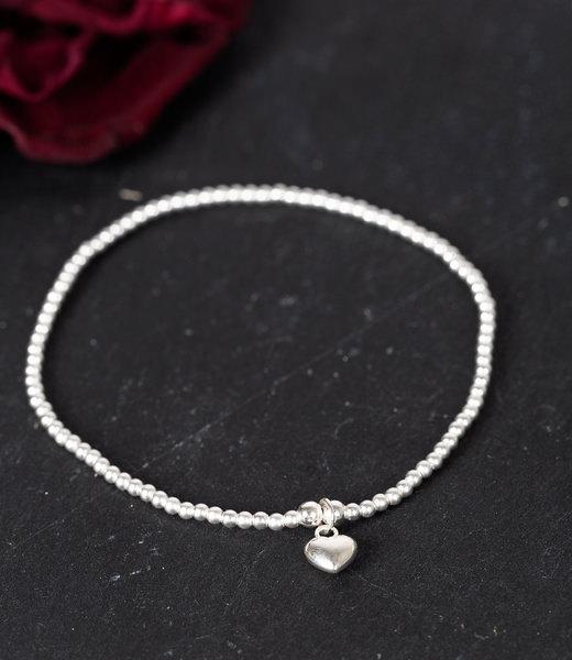 925er Silber Kugelarmband
