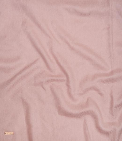 Feinstrick Schal rosa