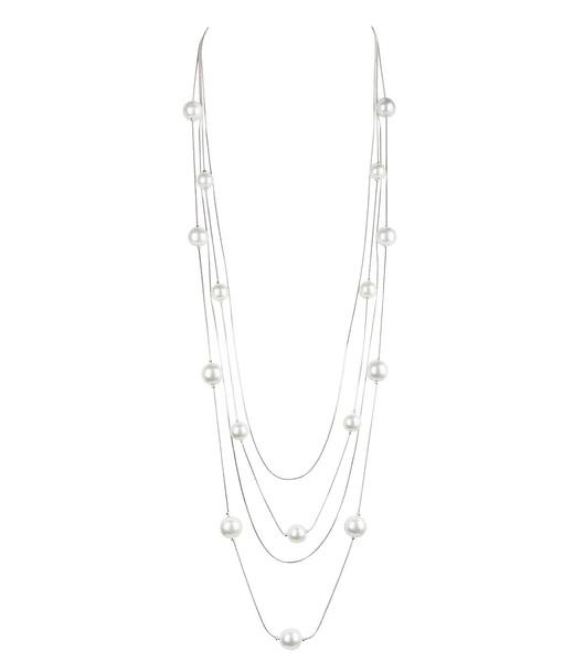 Snake-Chain Perlenkette