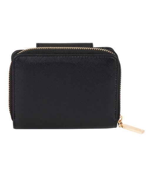 Schwarzes Mini-Wallet