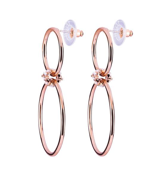 Ohrring mit Ringen
