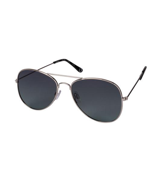 Aviator Sonnenbrille - schwarz
