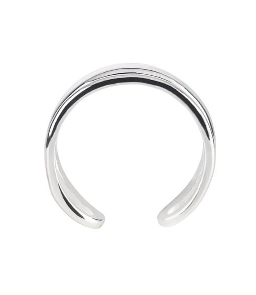 Doppel Ring silber Gr. 56