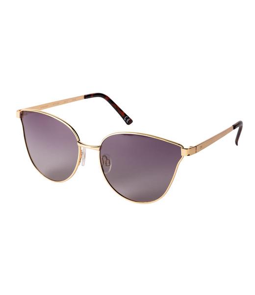 Mittelgroße Sonnenbrille im Cat-Eye Stil