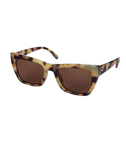Square Sonnenbrille - Hornoptik