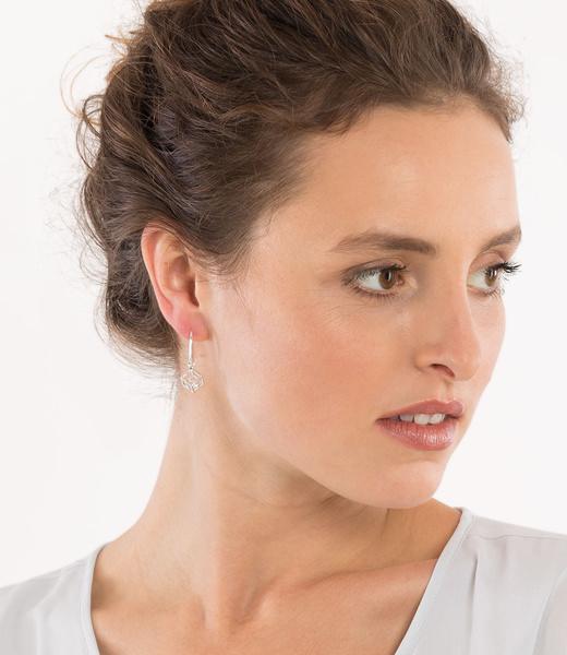 Ohrhänger mit Anhänger