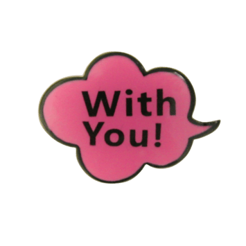 Pin  With You