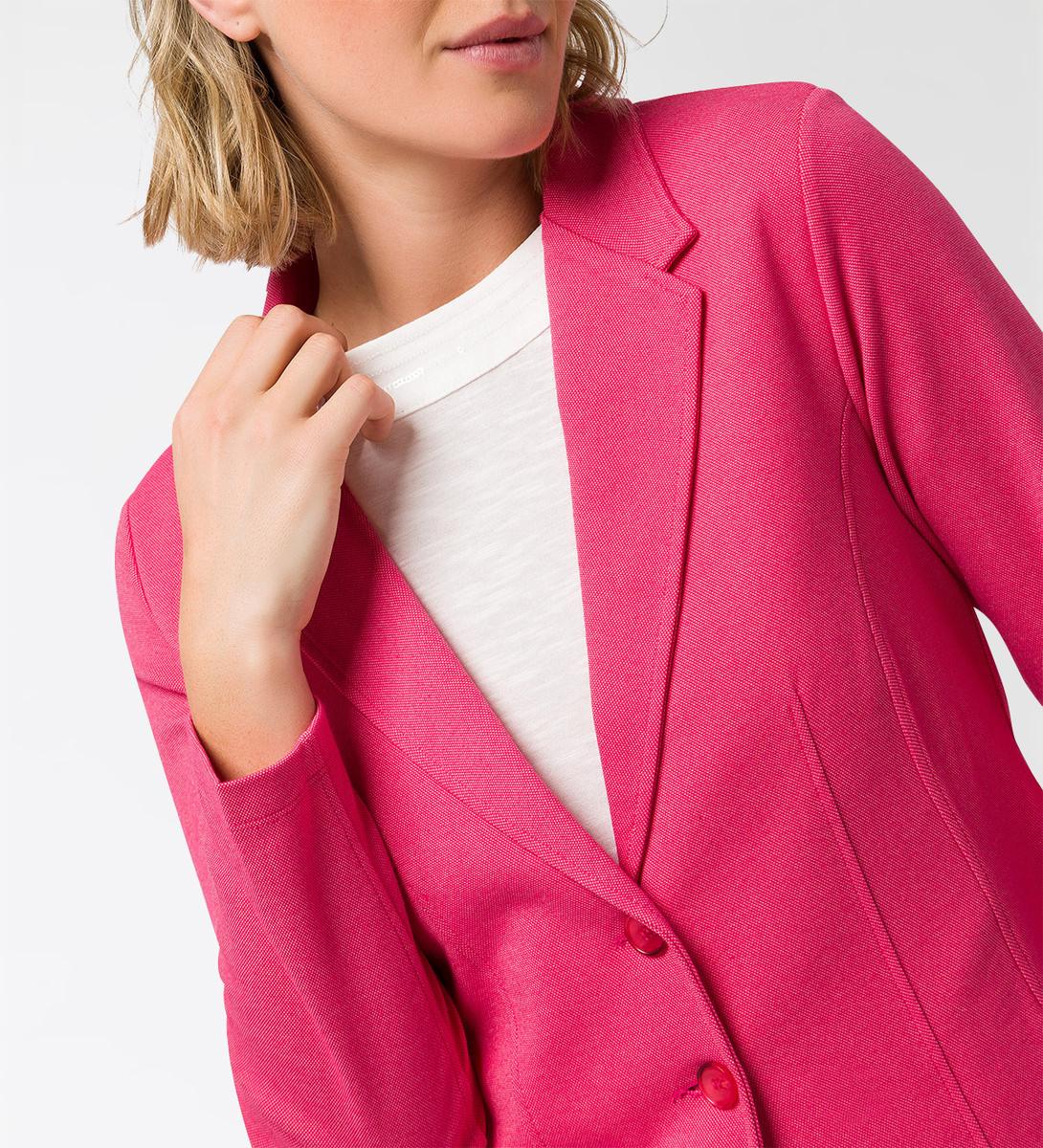 Blazer Bea in bright pink