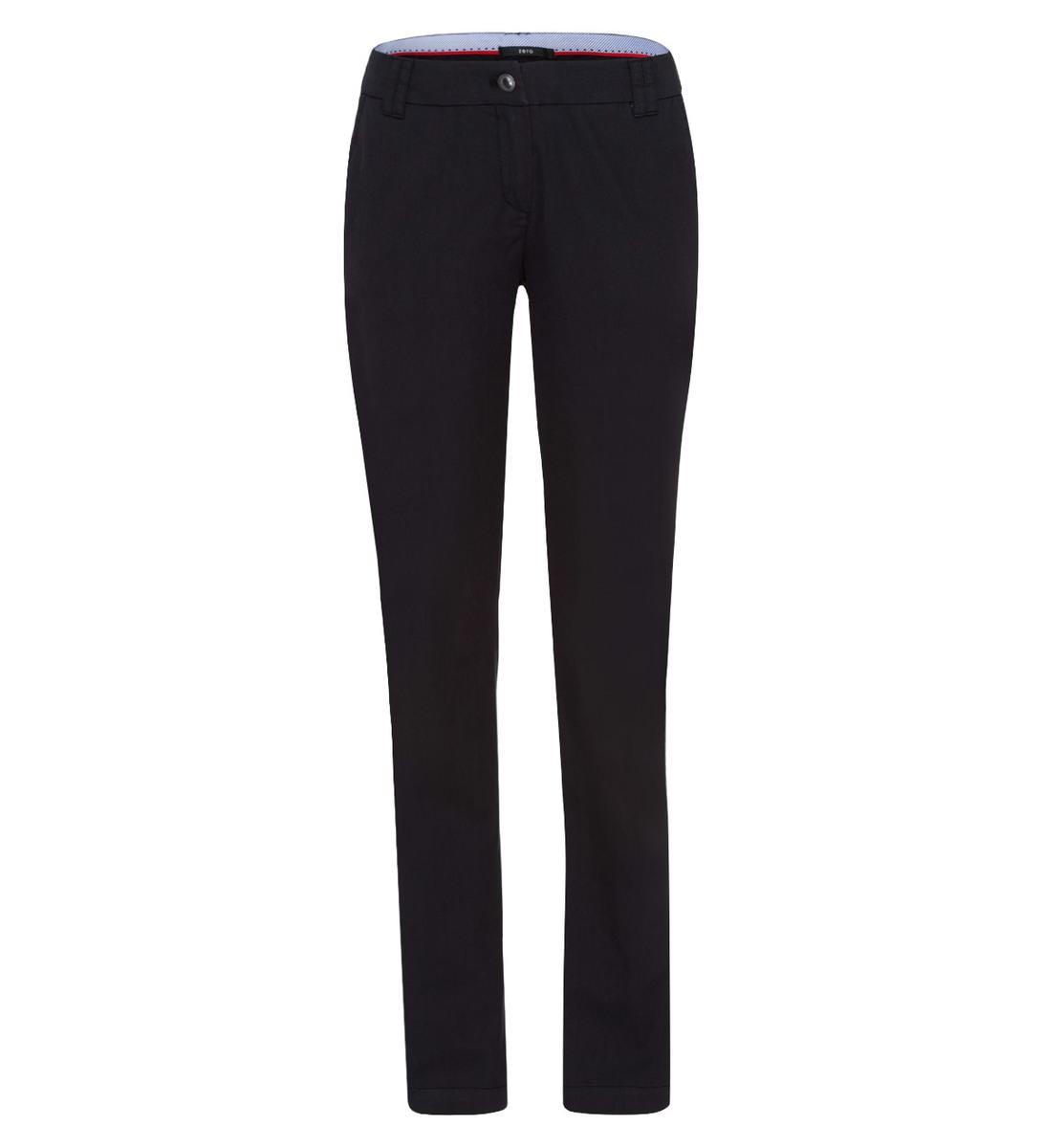 Hose in unifarbenem Design 32 Inch in black