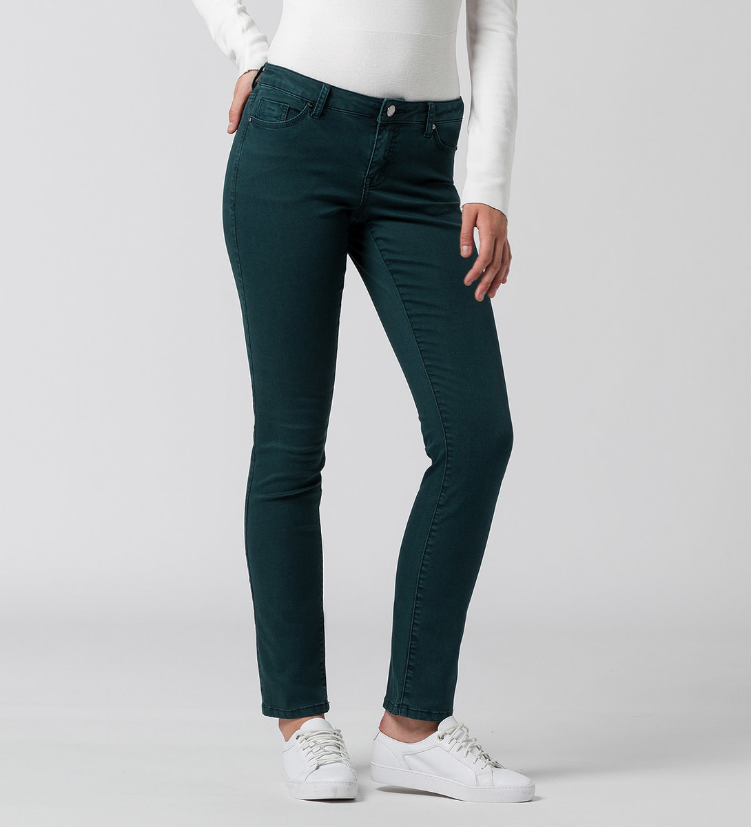 Jeans Seattle 32 Inch deep green