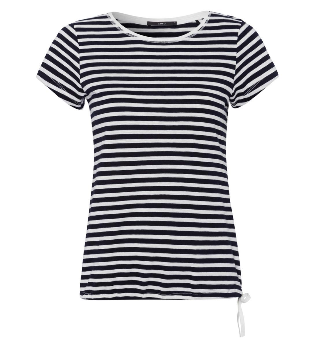 160a3290cd62 T-Shirt mit Streifen in blue black