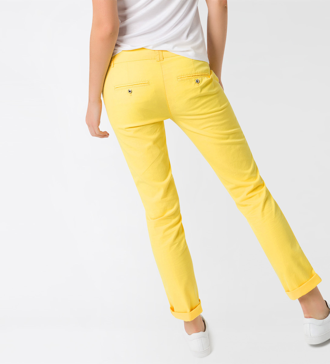 Chino Claire 32 Inch in lemon
