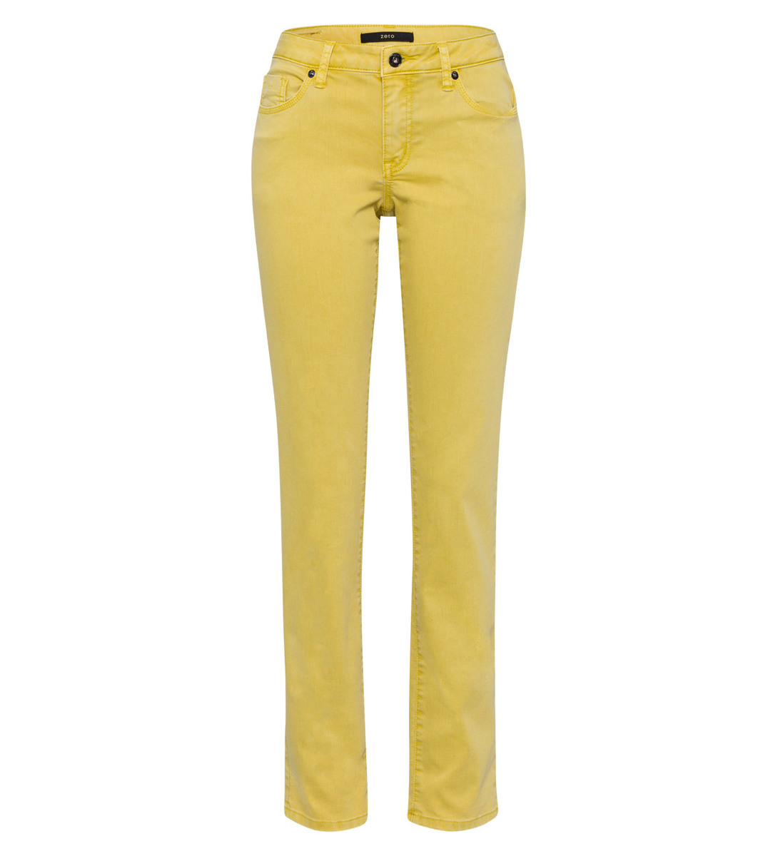 Jeans slim fit 32 Inch in winter lime