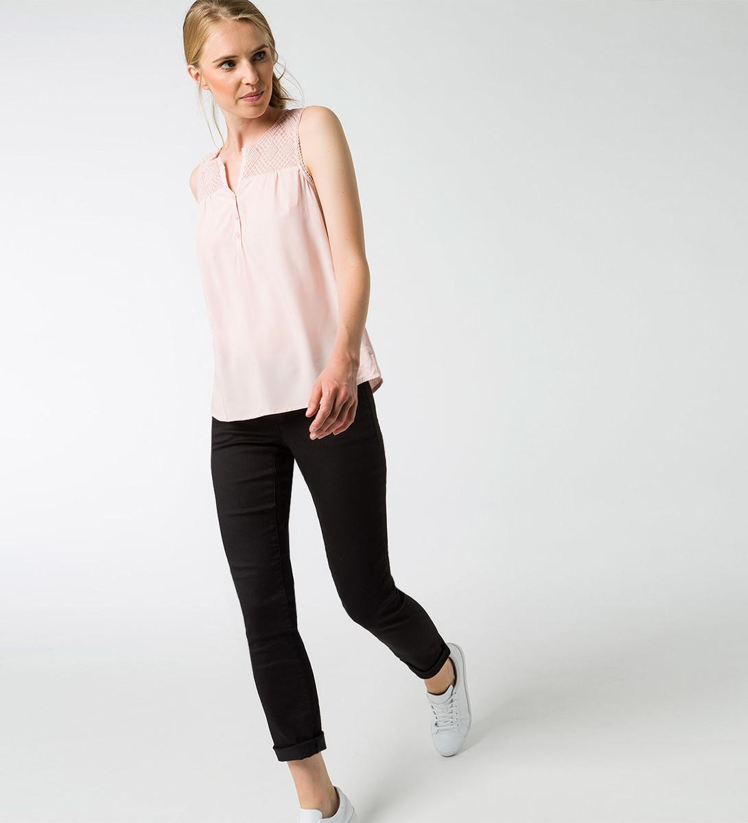 Jeans Slim fit 30 inch in black