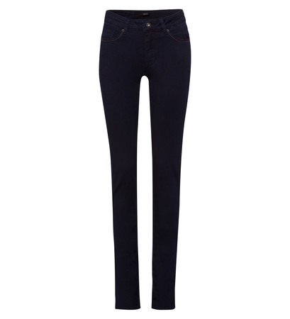 Jeans slim fit 34 Inch in dark blue washed