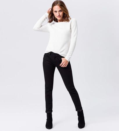 Jeans Skinny Fit  32 Inch in black