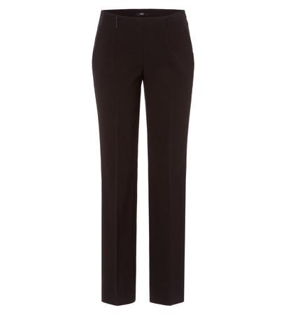 Hose mit Stretch in black