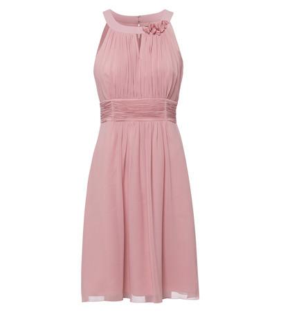Kleid im eleganten Design in rose parfait