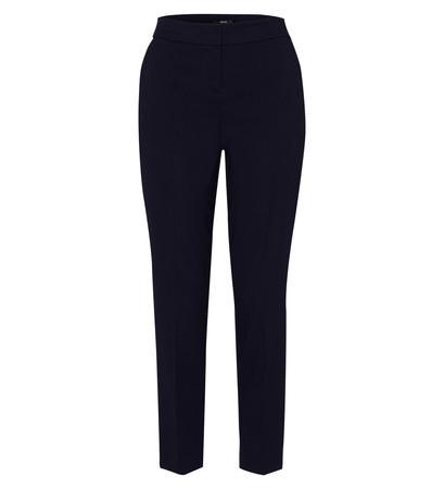 Hose in strukturierter Qualität in blue black