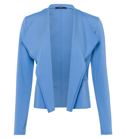 Jacke im Blazerdesign in blue