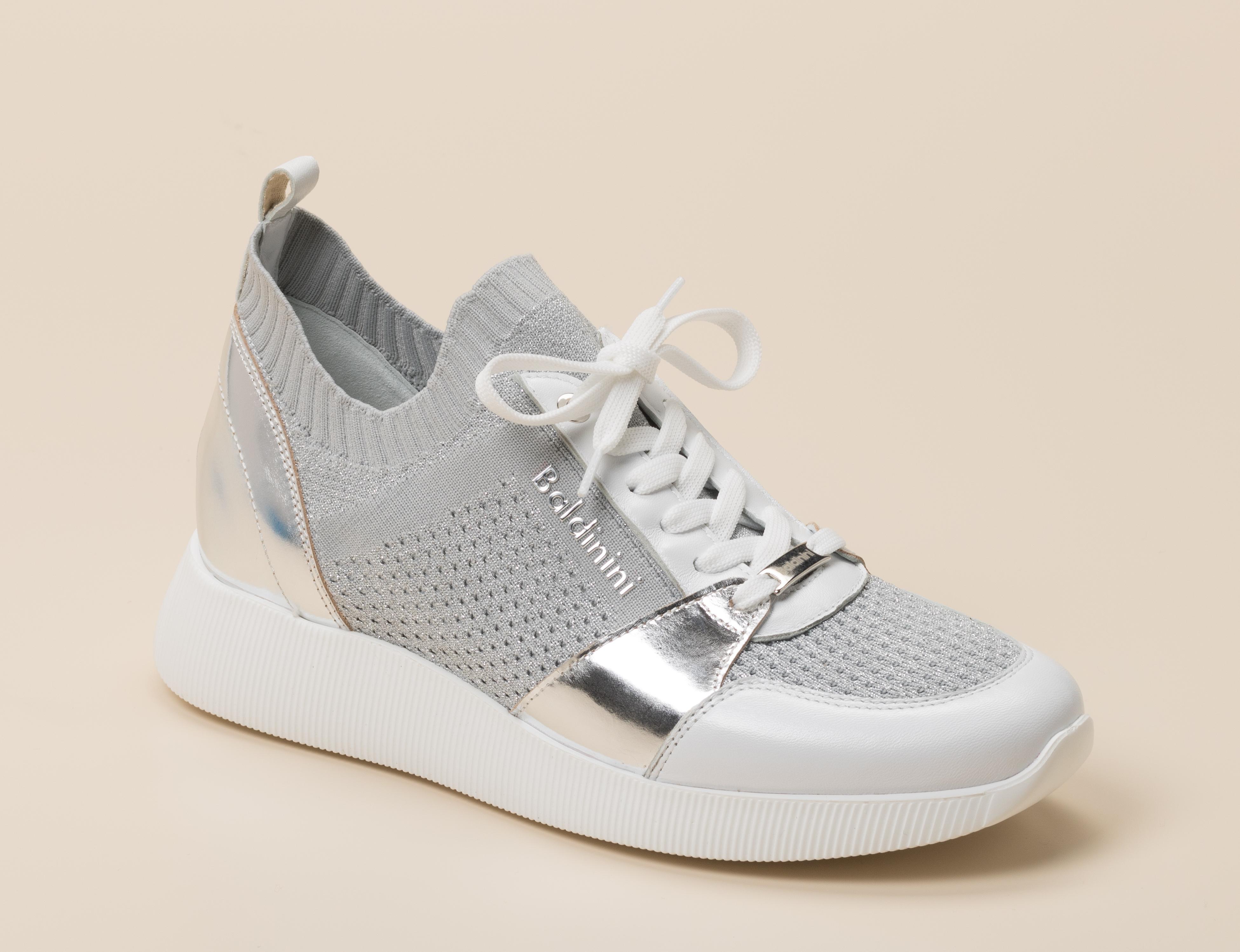 Sneaker KaufenZumnorde Online In Damen Baldinini Shop Grau W9EHeY2ID