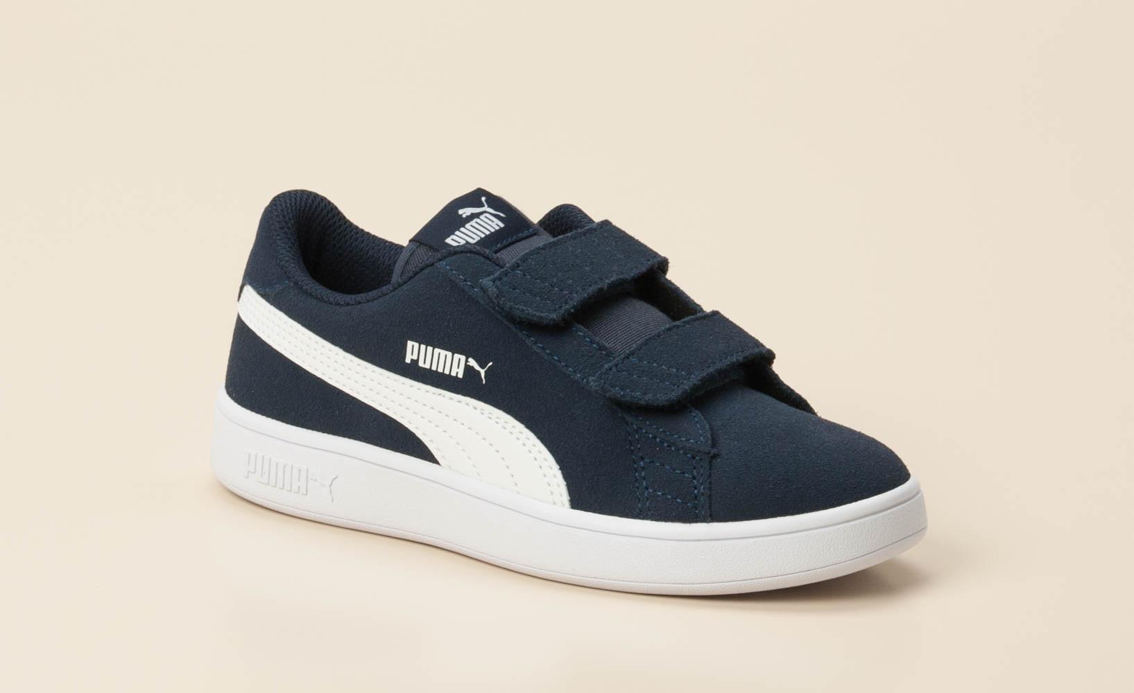 Puma Kinder Sneaker in dunkelblau kaufen | Zumnorde Online Shop