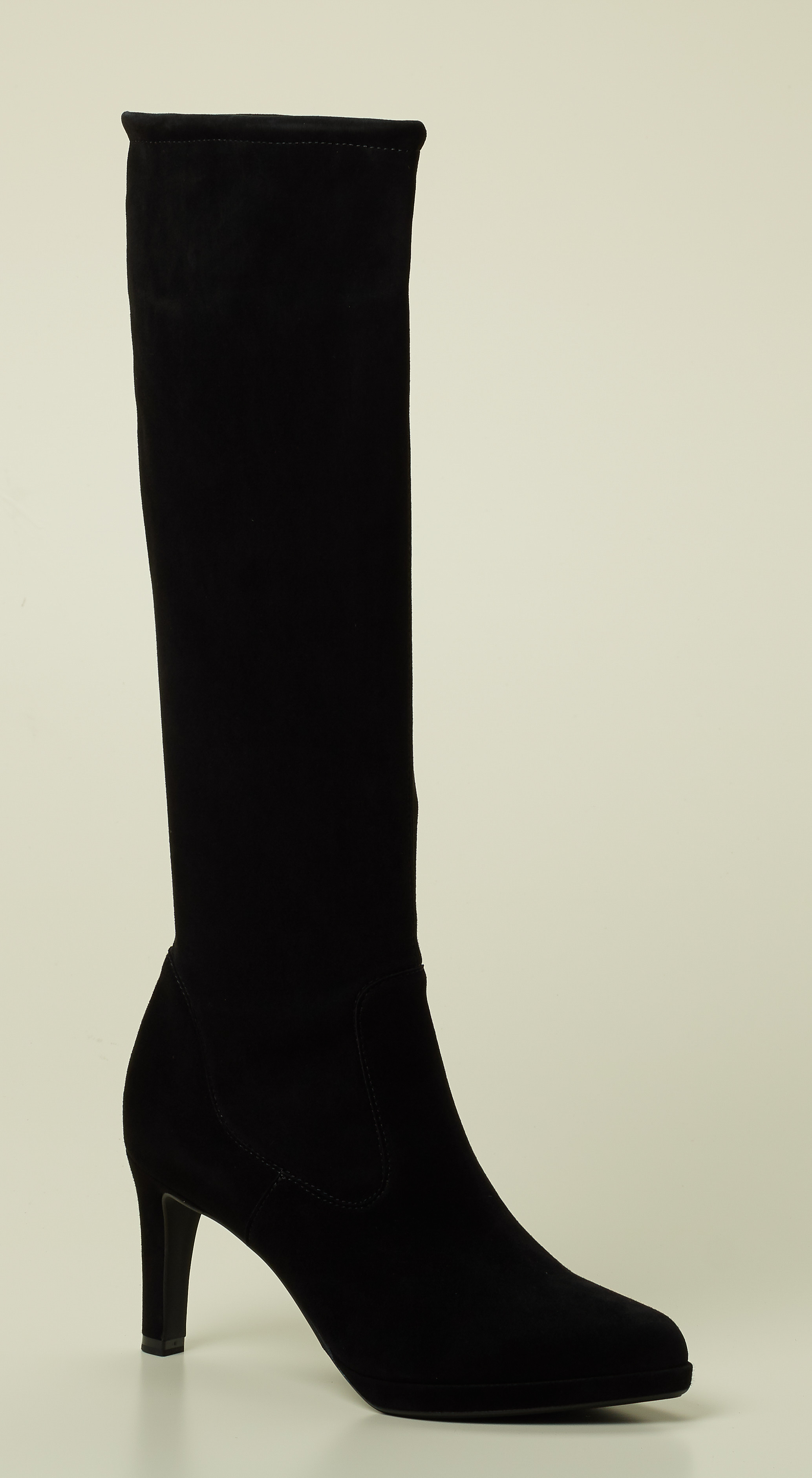 Pumps : Shabbies Amsterdam Schlupfstiefel Schwarz (Black) 38