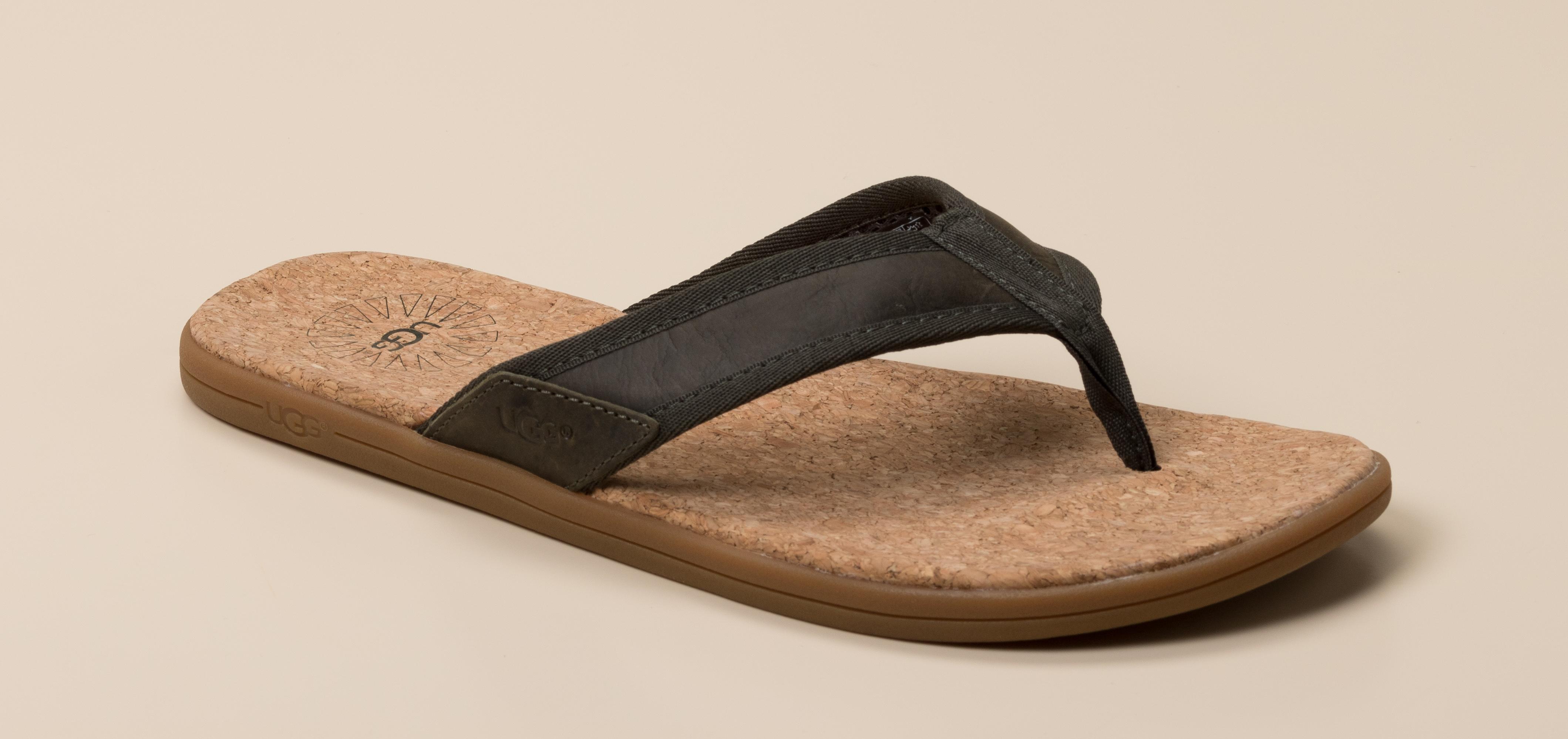 Stylische & Viele Highlights UGG Herren Schuhe Sandalen Im