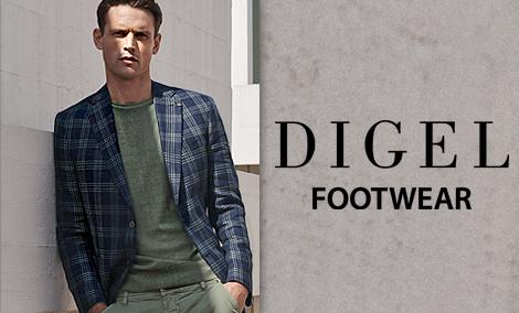 Digel Herren Boots in dunkelbraun kaufen | Zumnorde Online Shop