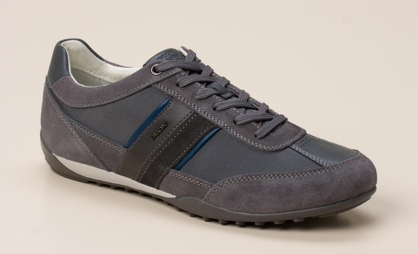 KaufenZumnorde Herren Geox Online Shop Dunkelgrau Sneaker In SVpMqUz