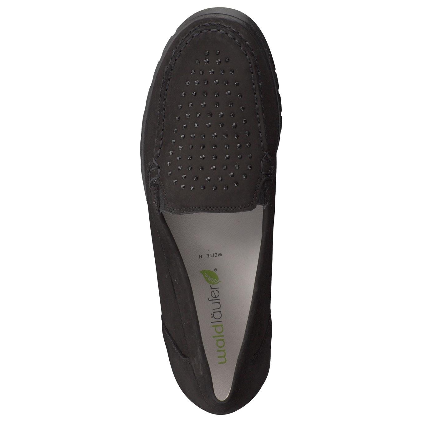 Sportlicher und edel verzierter Semler Sneaker