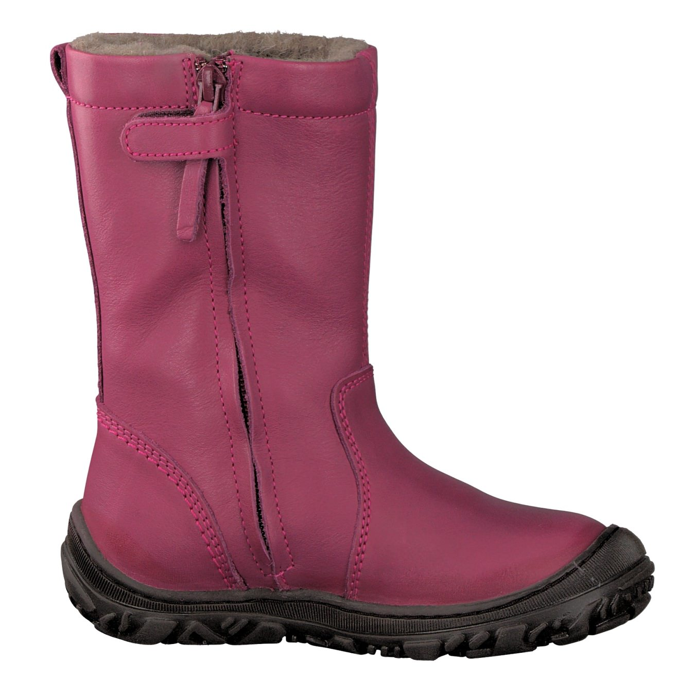 5e6d262c60b347 Bisgaard Kinder Stiefel in pink kaufen