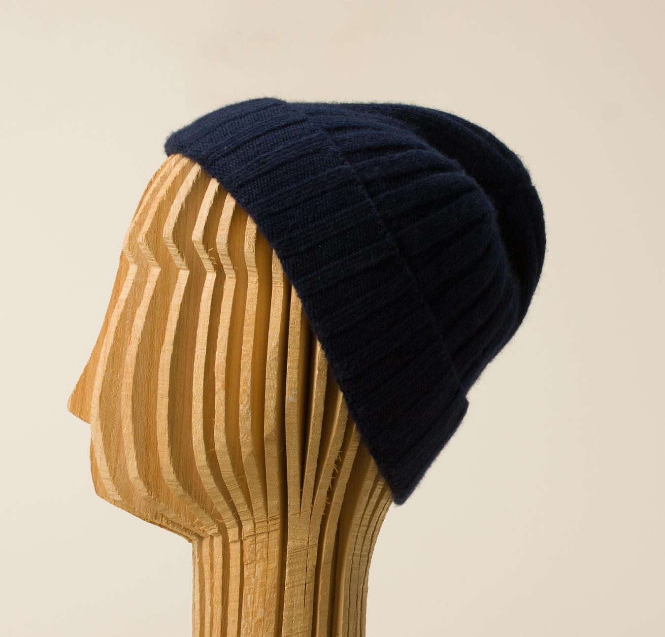 2a8dab8f096db0 Blui Damen-Acces. Mütze in dunkelblau kaufen   Zumnorde Online-Shop