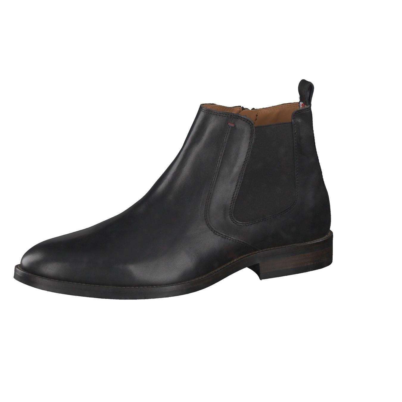 3efcfea0f96e34 Tommy Hilfiger Herren Boots in schwarz kaufen