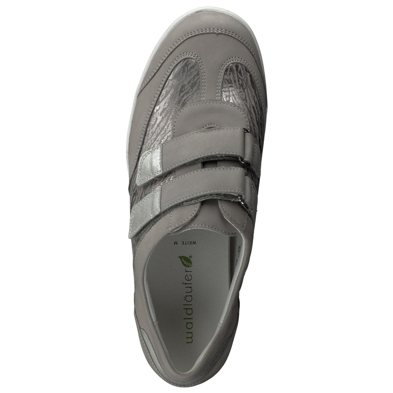 size 40 aad1e 9aeda Waldläufer Damen Sneaker in silber kaufen | Zumnorde Online-Shop