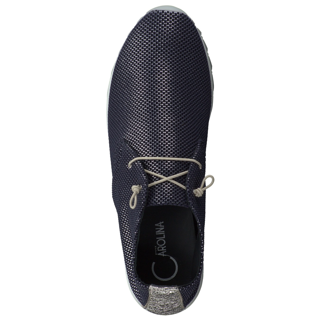 bfed3e617f193d Donna Carolina Damen Sneaker in blau grau kaufen