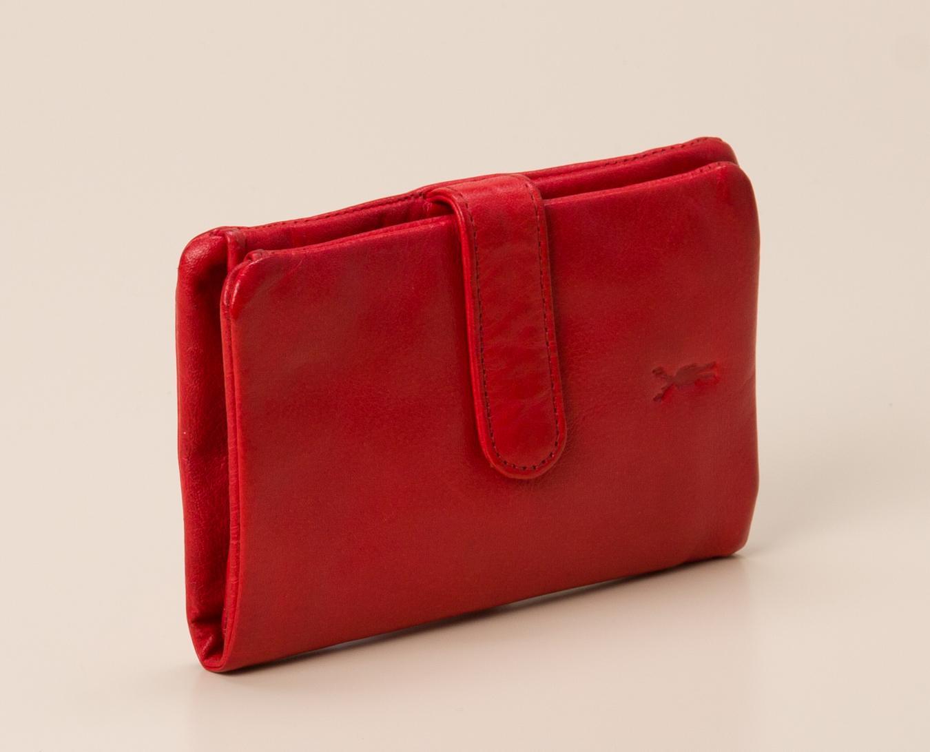 8d942f6857ae1 Jack Kinsky Damen-Acces. Portemonnaie in rot kaufen