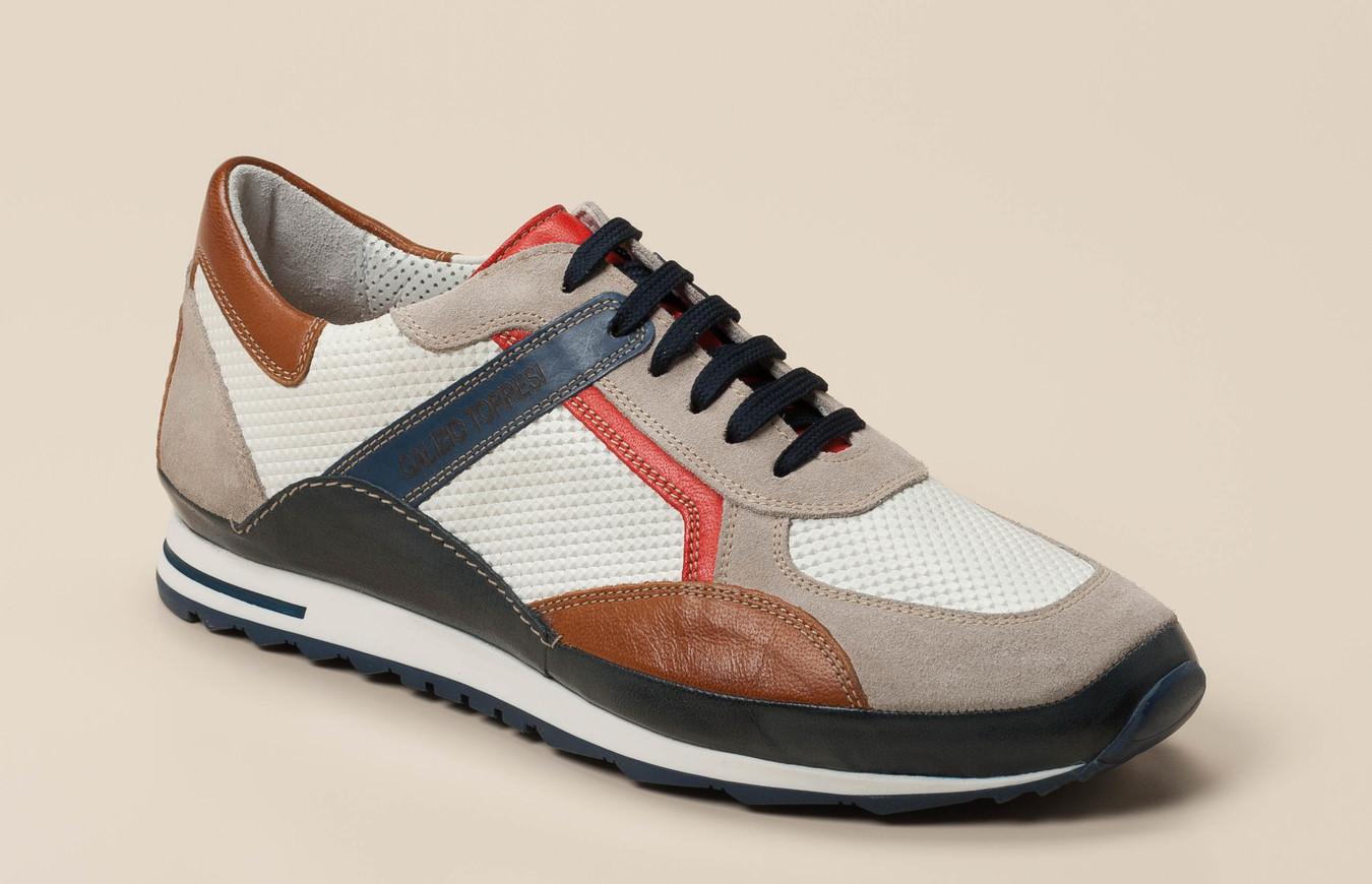 a339452bc1ecfa Galizio Torresi Herren Sneaker in multi kaufen