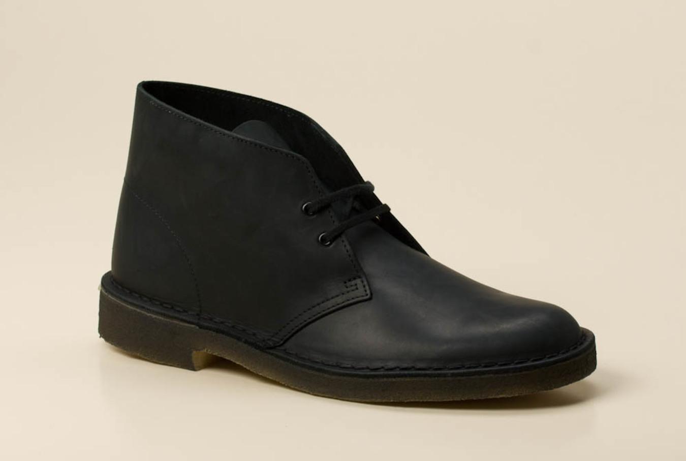 7a46a87d568ee3 Clarks Herren Desert-Boots in schwarz kaufen