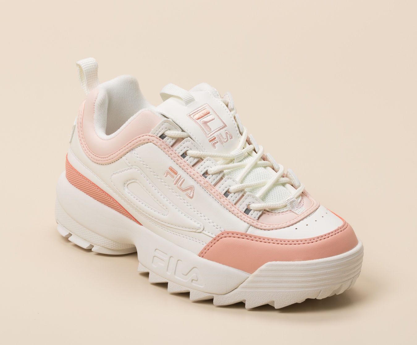 Damen Sneaker in rosa von Fila günstig im Online Shop kaufen