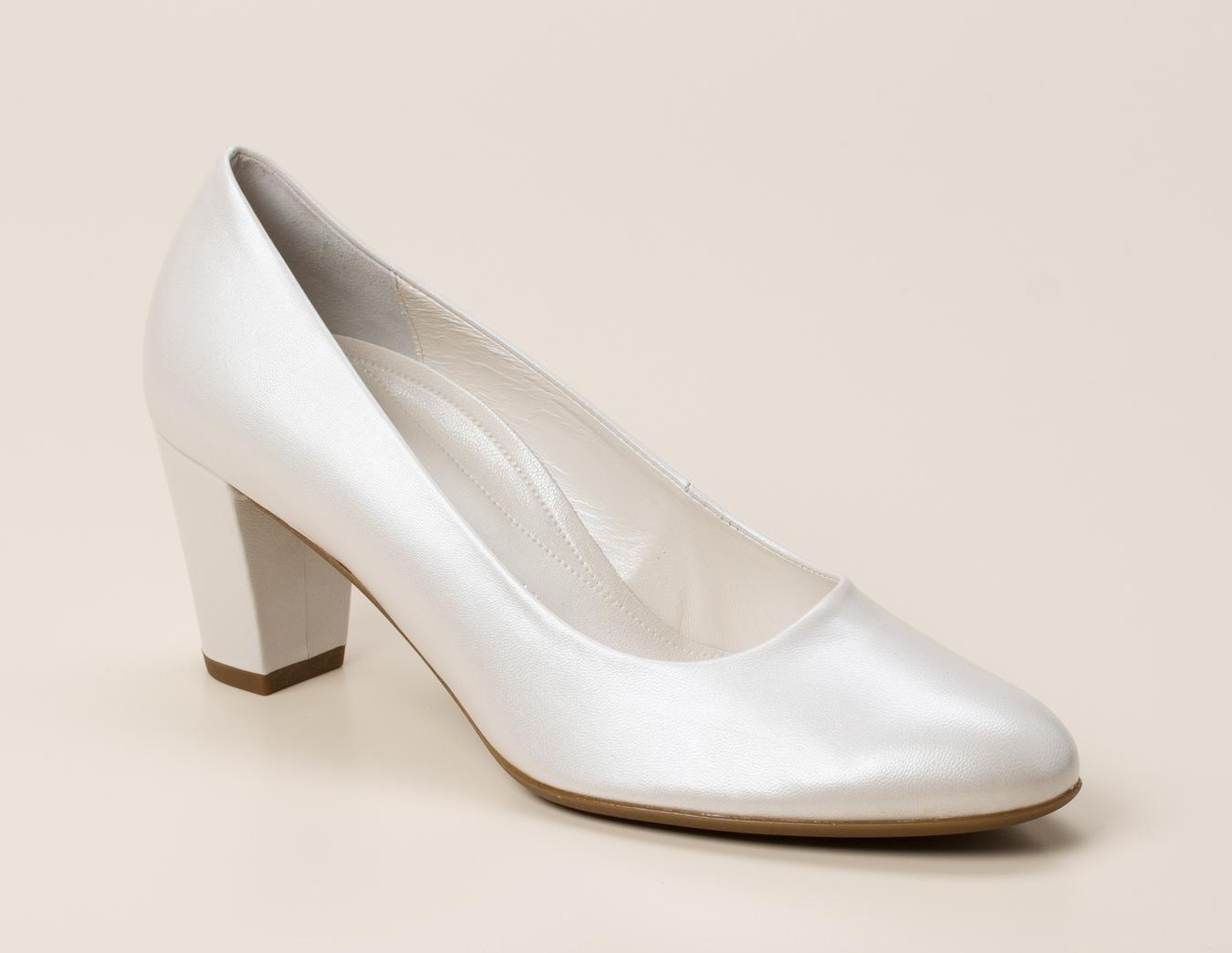 Gabor Comfort Damen Pumps in weiß kaufen | Zumnorde Online Shop dnura