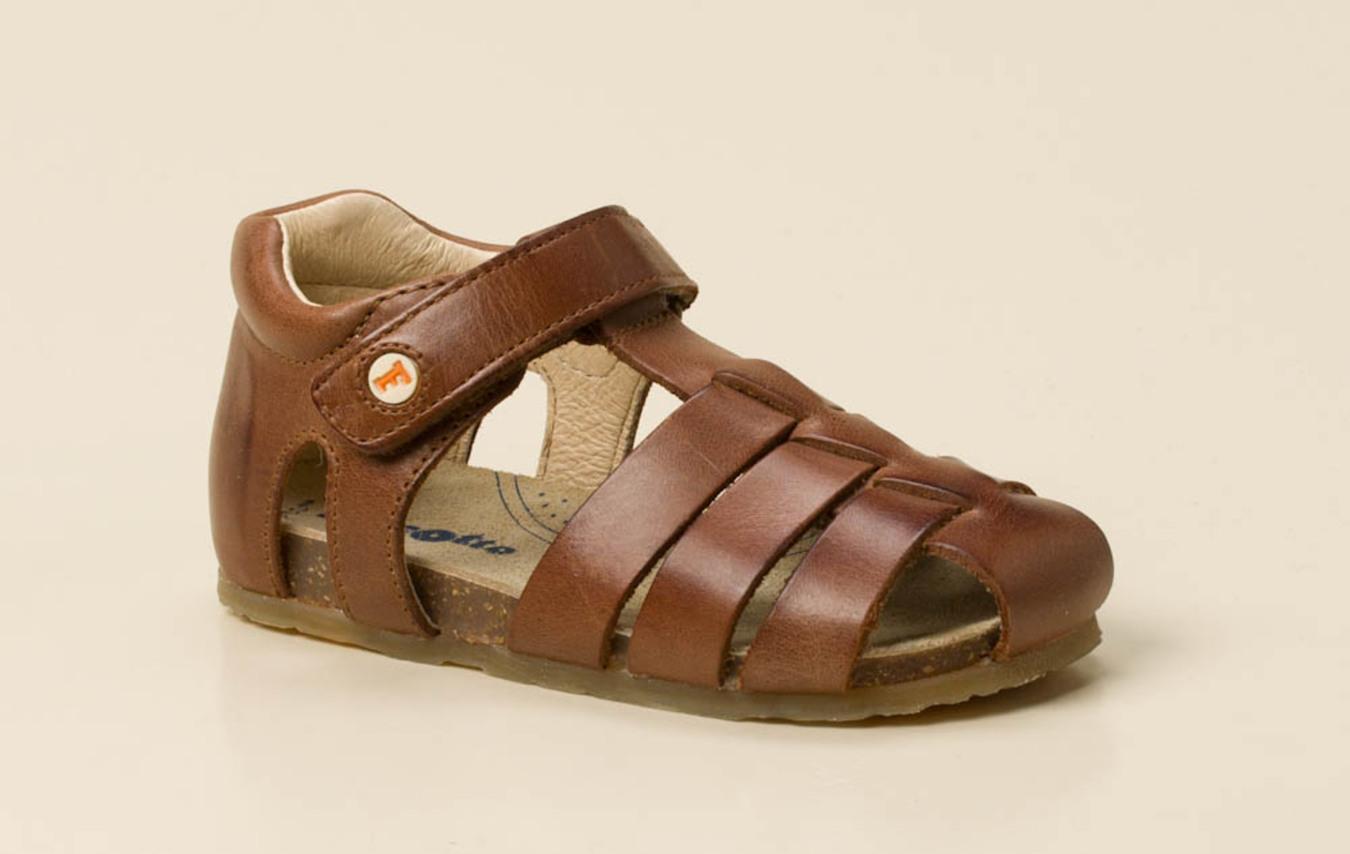 1a6d29464c Naturino Kinder Sandale in cognac kaufen | Zumnorde Online-Shop