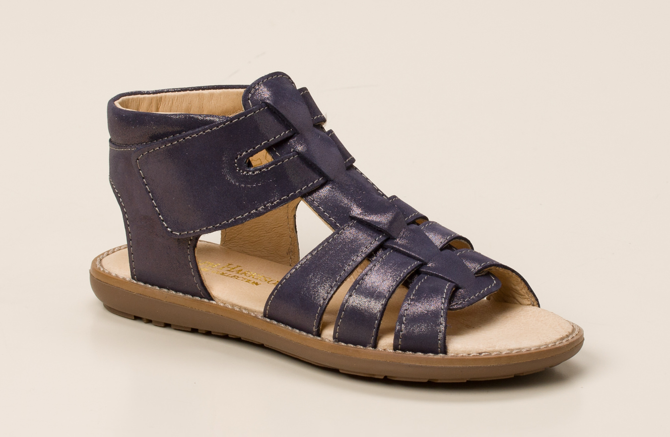 6a5d603f3e2f48 Ralph Harrison Classic Kinder Sandale in dunkelblau kaufen ...