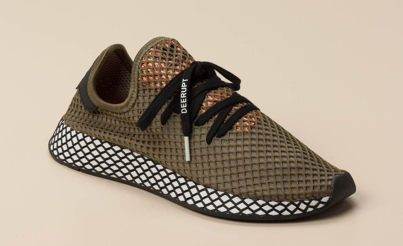 Adidas Herren Sneaker in khakioliv kaufen | Zumnorde Online Shop