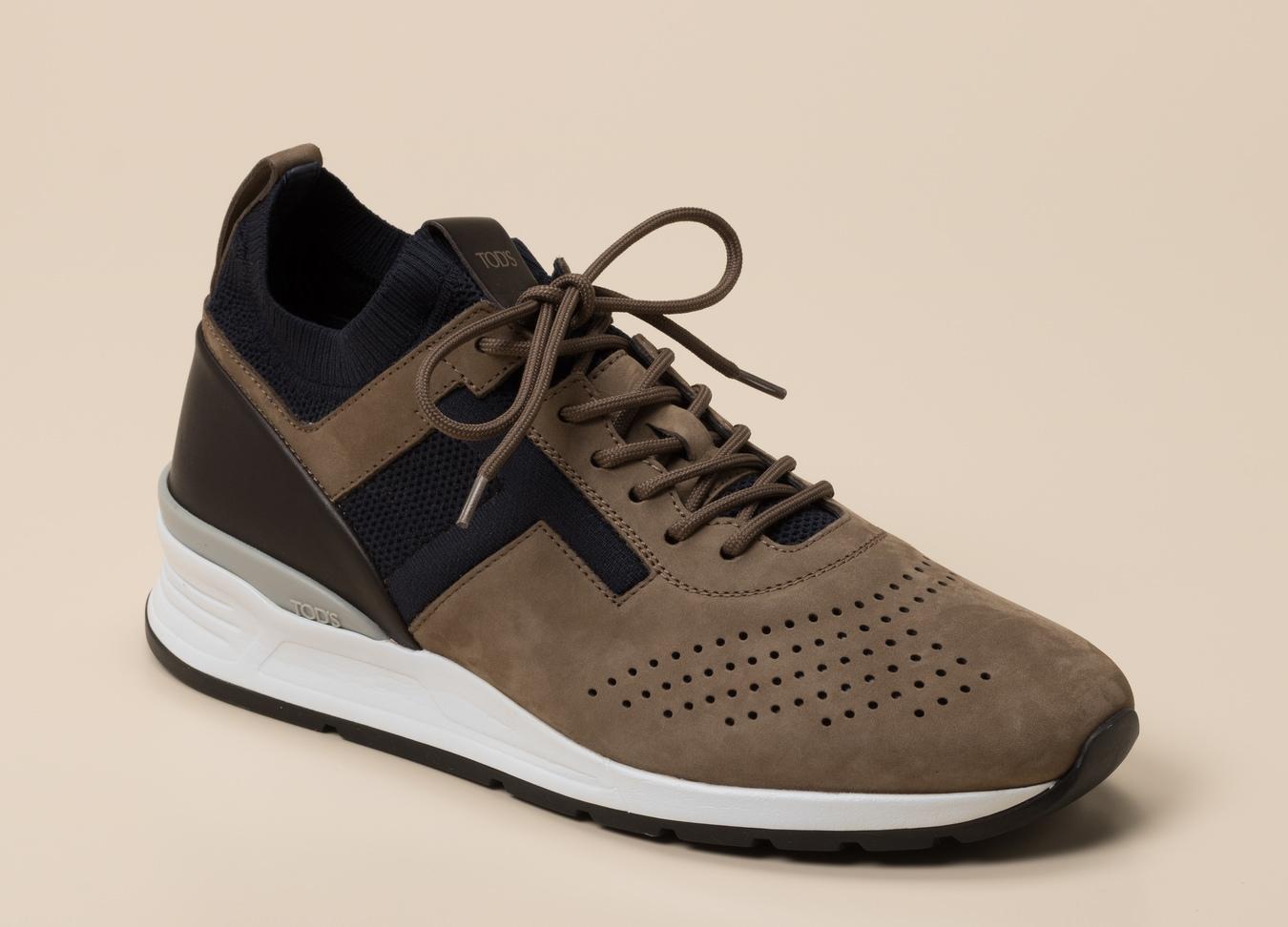 Tod's Herren Sneaker in braun kaufen | Zumnorde Online Shop